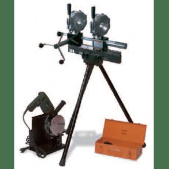 GAMMA 110 механическая сварочная машина для стыковой сварки пластиковых труб 25-110мм и изготовления отводов