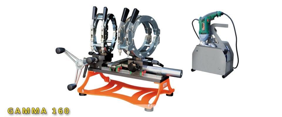 GAMMA 160 сварочная машина для сварки отводов