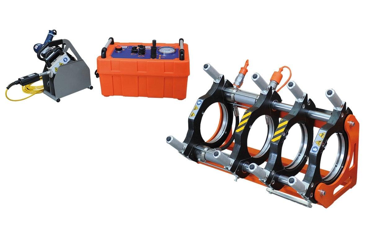 BASIC 160 сварочная машина с электрогидравлическим приводом