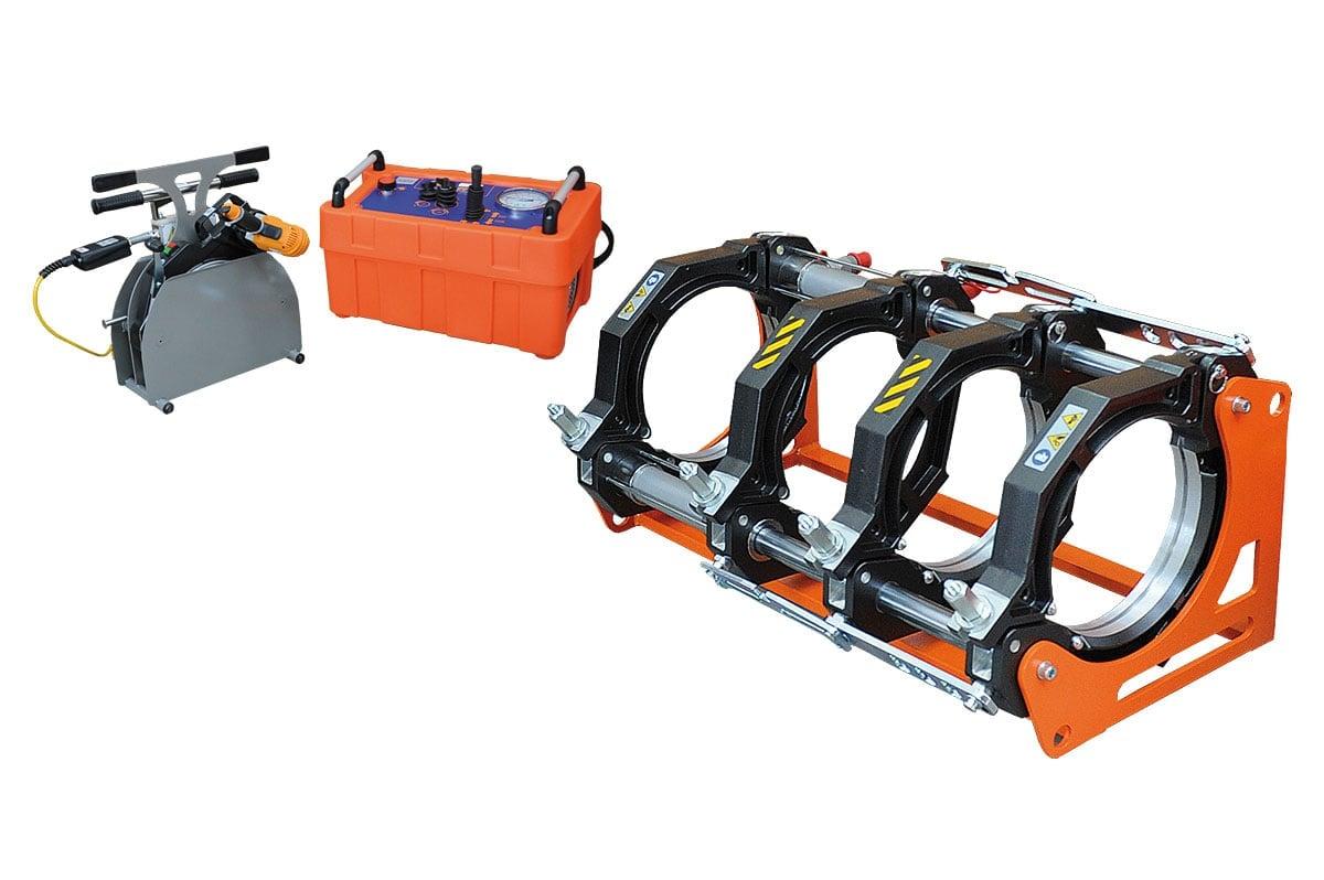 BASIC 250 сварочная машина с электрогидравлическим приводом