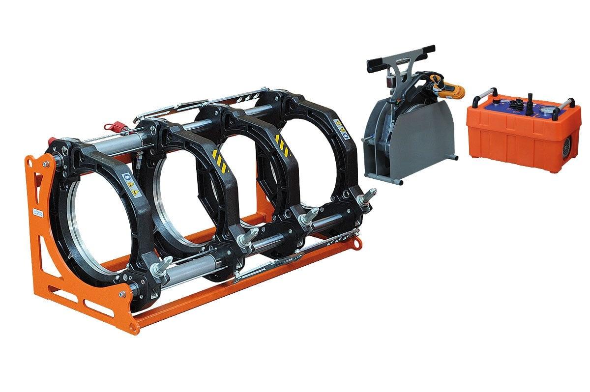 BASIC 315 сварочная машина с электрогидравлическим приводом
